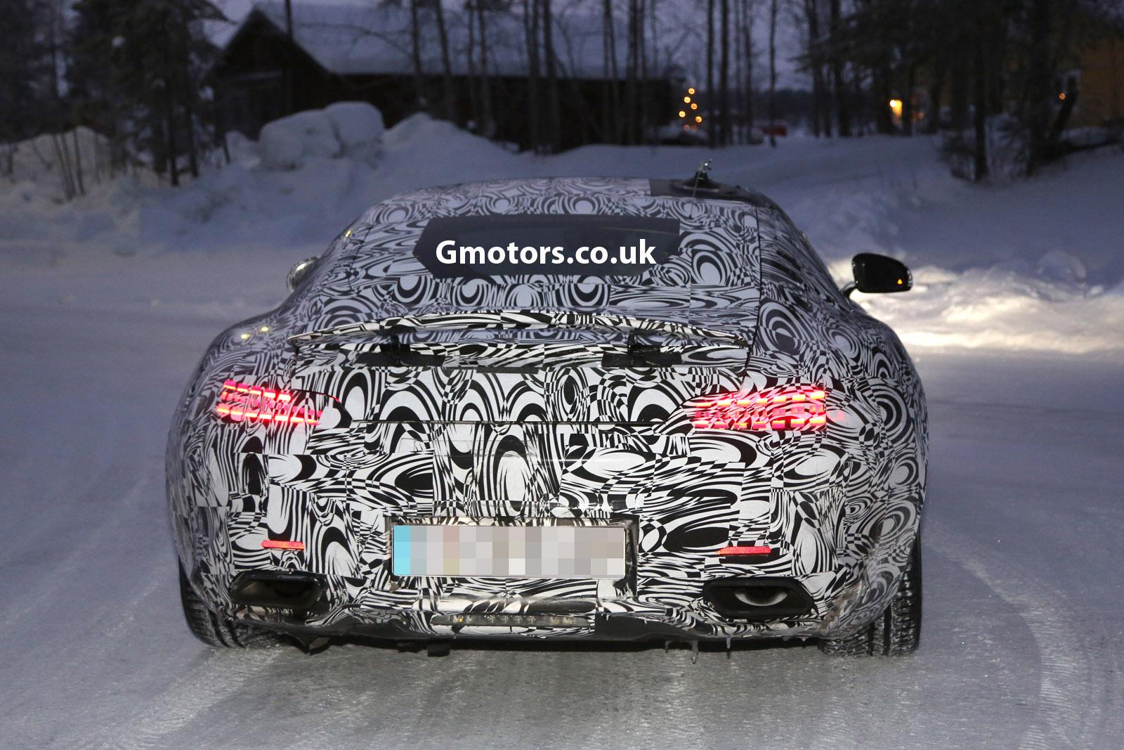 2015 Mercedes SLC AMG