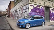 2014 Mercedes-Benz B-Class Electric Drive exterior