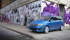 2014 Mercedes-Benz B-Class Electric Drive NYC