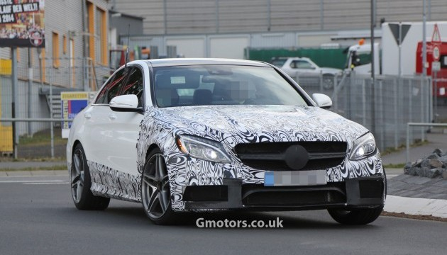 "Mercedes C63 AMG ""S"" Model in the Works"