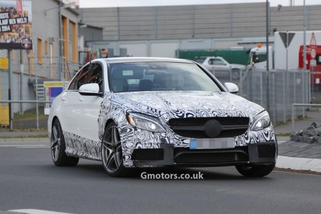 2015-Mercedes-C-63-AMG-spy-3026-1
