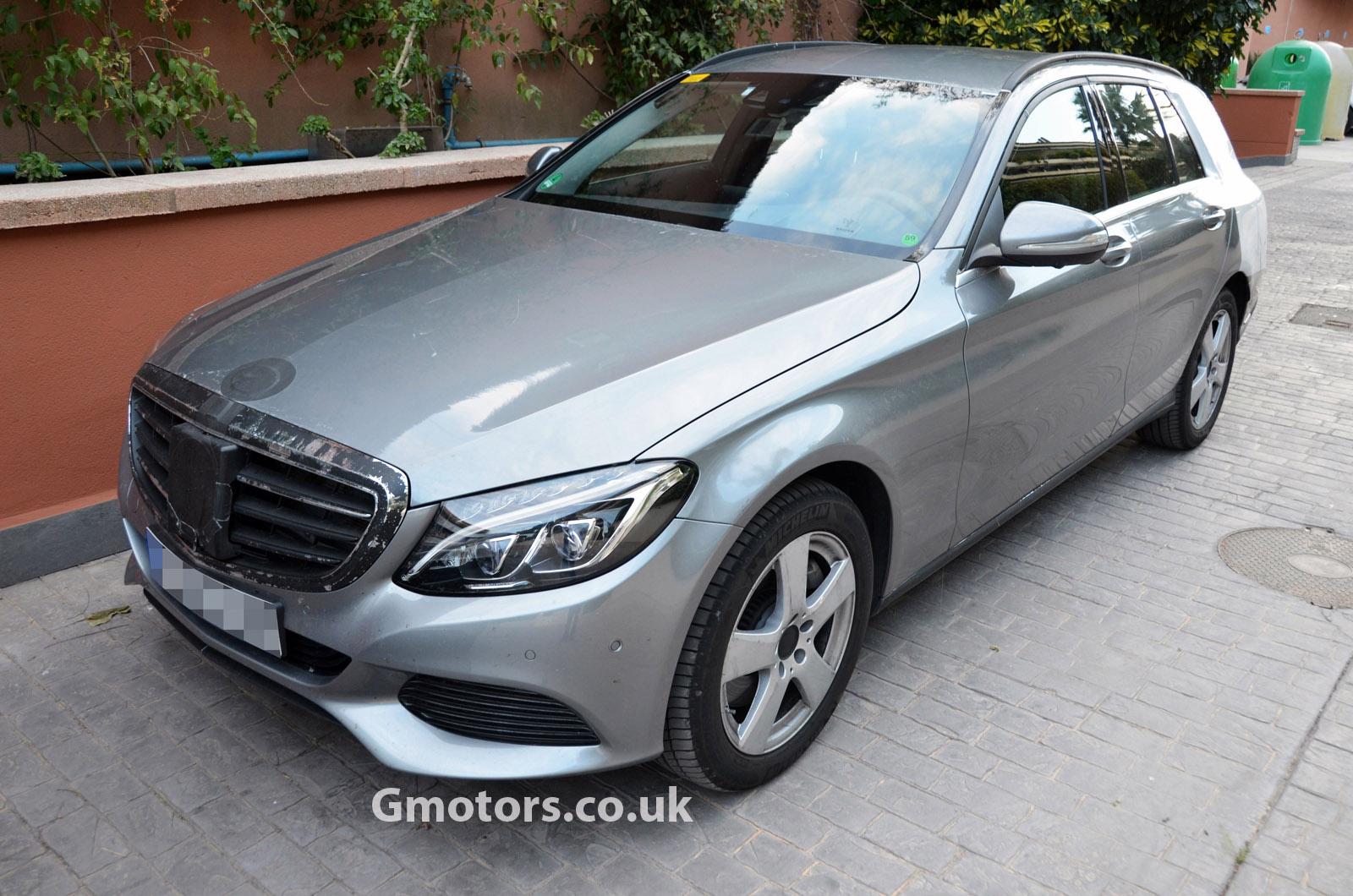 (S205): Vídeos, flagras e fotos  2015-Mercedes-C-Class-Estate-11