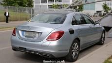 2015 Mercedes- Benz Plug-In Hybrid