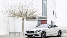 2015 Mercedes S63 AMG Coupe Exterior