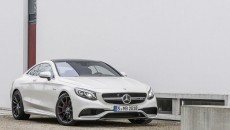 2015 Mercedes S63 AMG Coupe grille
