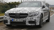 2015 Mercedes C63 AMG Grille