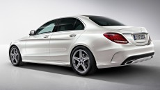 2014 Mercedes-Benz C-Class AMG Line Side