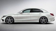 2014 Mercedes-Benz C-Class AMG Line Driver Side