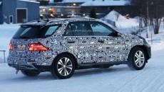 2015 Mercedes-Benz M-Class Spied