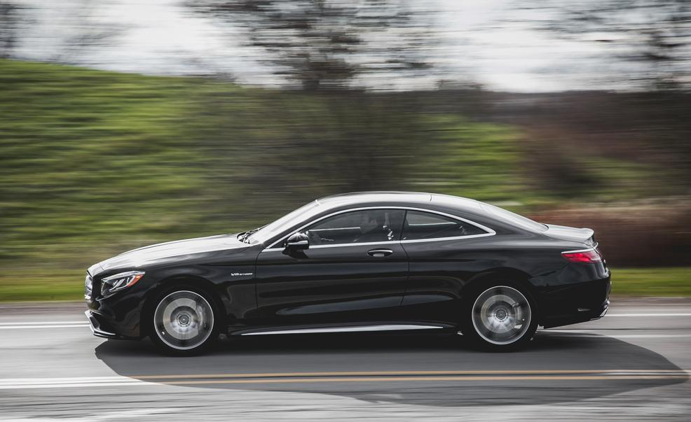 2015 MercedesBenz S63 AMG 4MATIC Coupe Photo Gallery 2015