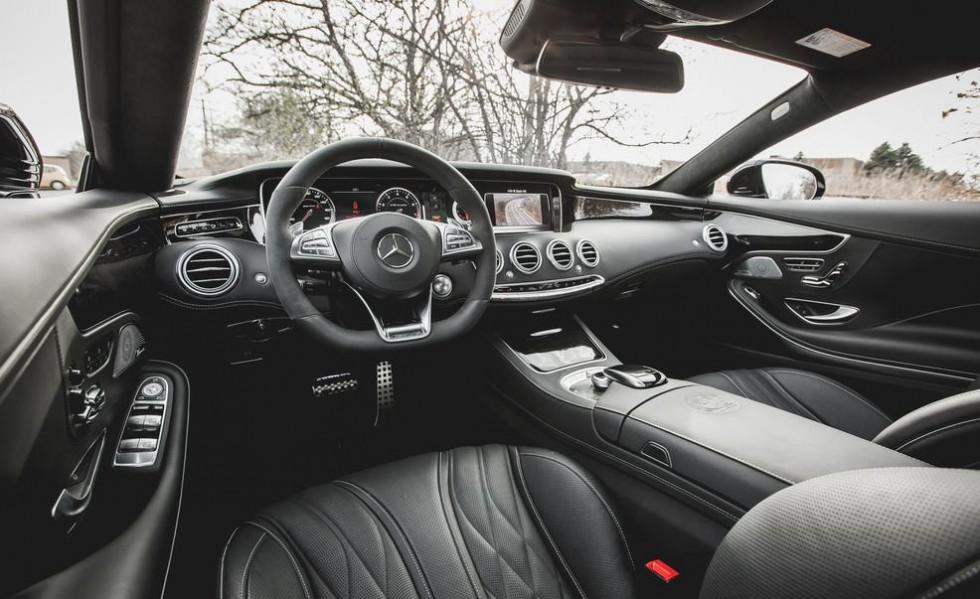 2015 MercedesBenz S63 AMG 4MATIC Coupe  eMercedesBenz