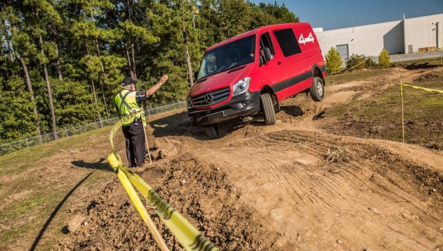 2015 Mercedes-Benz Sprinter 4×4 Review