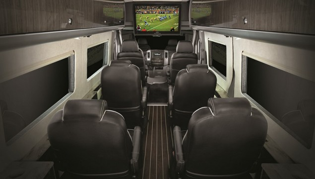 Airstream Autobahn: Cross Country Travel's Never Been So Luxe