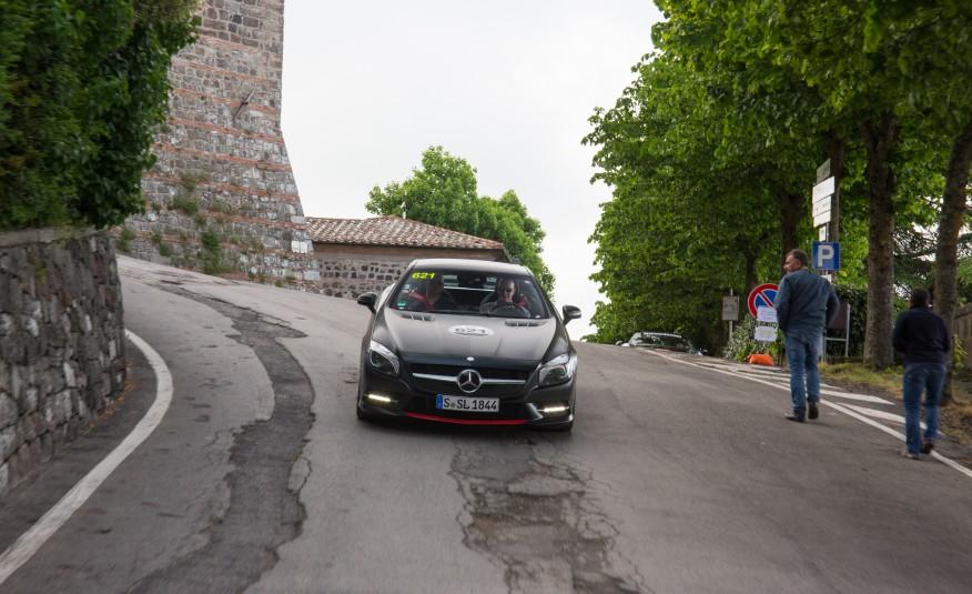 "2016 Mercedes-Benz SL550 ""Mille Miglia 417"" Edition"