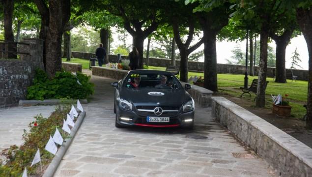 """2016 Mercedes-Benz SL550 """"Mille Miglia 417"""" Edition Drive"""