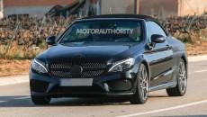 2017 Mercedes AMG C43 Cabriolet