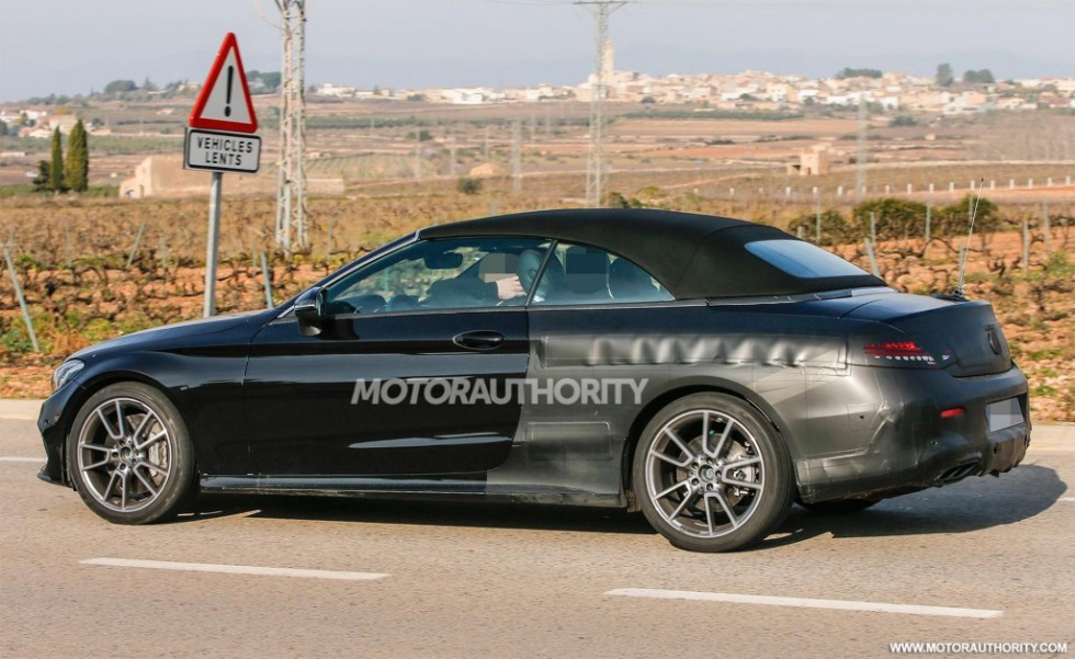 2017-mercedes-amg-c43-cabriolet-spy-shots-6