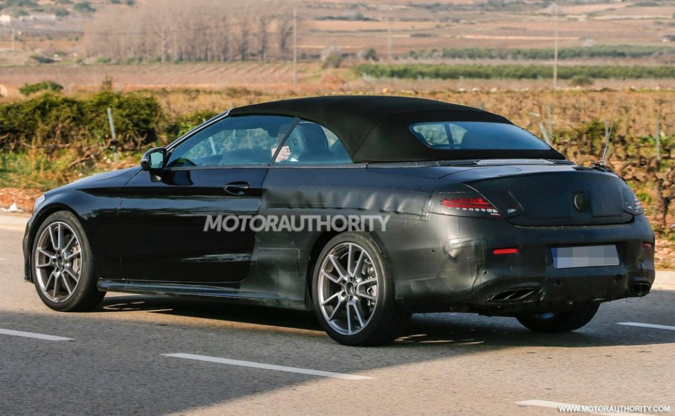2017-mercedes-amg-c43-cabriolet-spy-shots-7