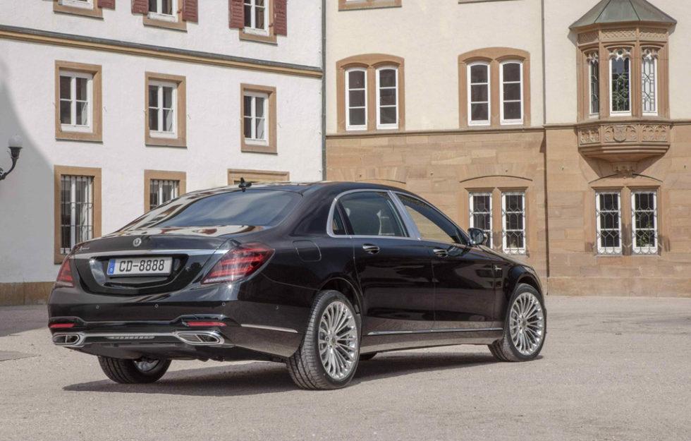 2018 Hofele Mercedes-Maybach S-Class