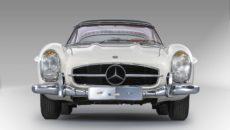 Record Setting Sale: Mercedes 300 SL