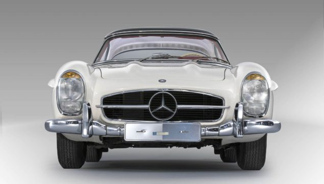 Record Setting Sale: Mercedes 300 SL