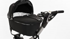 4Moms Origami Stroller with bassinet