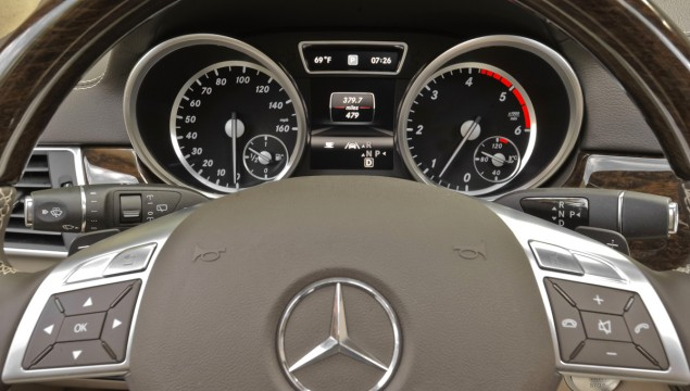 2013 Mercedes-Benz GL450 Review