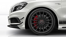 Mercedes A45 AMG Edition 1 Revealed wheel
