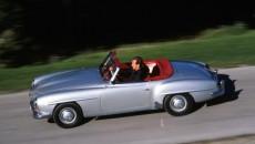 Mercedes-Benz 190 SL (W 121, 1955 to 1963)