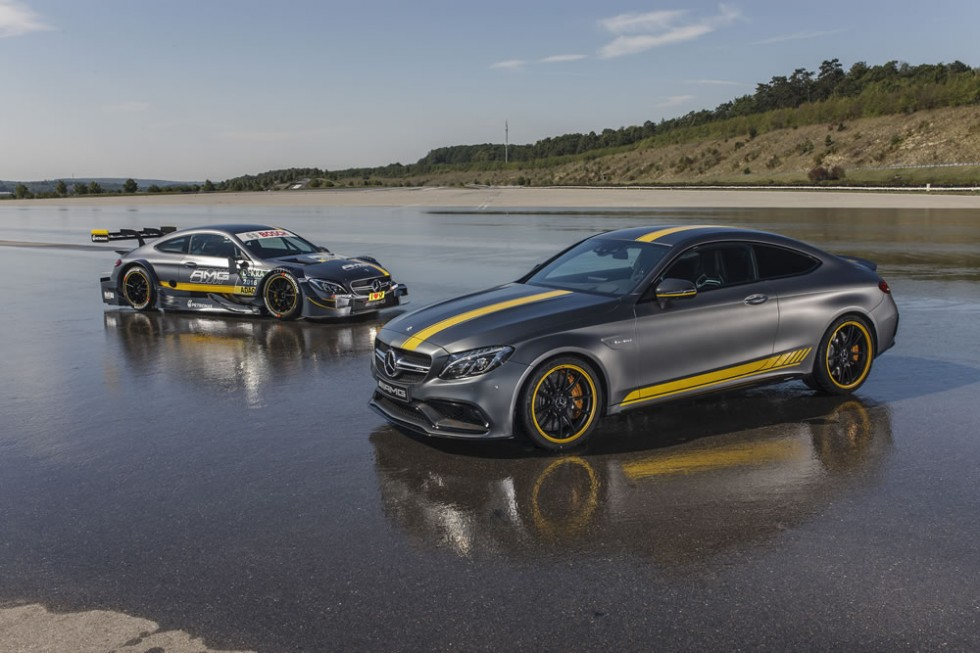 Mercedes-Benz, DTM, Mercedes-AMG DTM Team, Mercedes-AMG Edition One