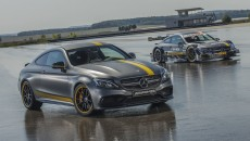 The new Mercedes-AMG C 63 Coupé will again set new standards for driving dynamics and design