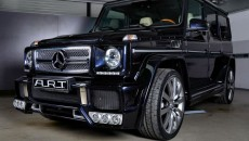 2013 Mercedes G63 / G65 AMG with G Streeline Wide Body Kit A.R.T. exterior