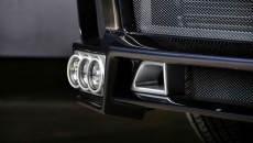 2013 Mercedes G63 / G65 AMG with G Streeline Wide Body Kit A.R.T. exhaust pipes