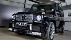 2013 Mercedes G63 / G65 AMG with G Streeline Wide Body Kit A.R.T.