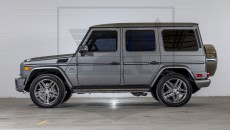 Armored SUV based on Mercedes-Benz G63