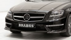 Brabus B63S Mercedes CLS63 AMG Front Grille, Headlights and Fascia
