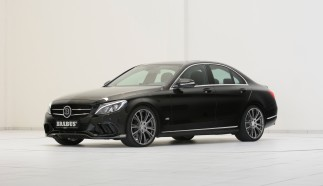 Brabus Unveils New Customization Program For Mercedes C-Class