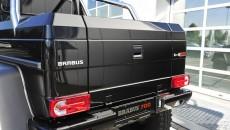 BRABUS B63S - 700 6x6 Mercedes G 63 AMG