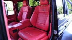 BRABUS B63S - 700 6x6 Mercedes G 63 AMG Interior
