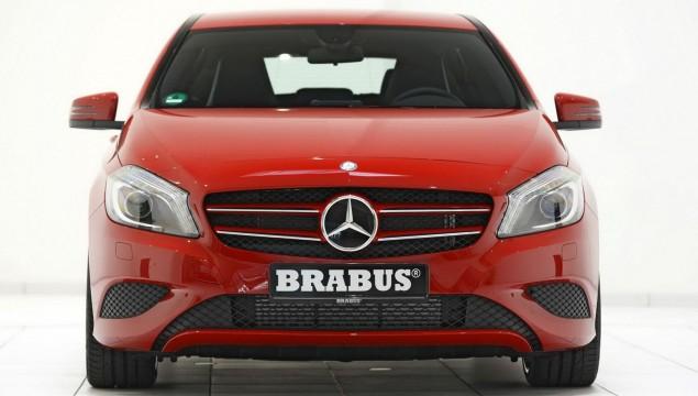 2013 Mercedes-Benz Brabus A-Class exterior