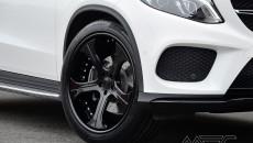 GLE 350d Coupé with CC3 Wheels