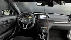 2013 Mercedes C63 AMG Coupe Black Series interior