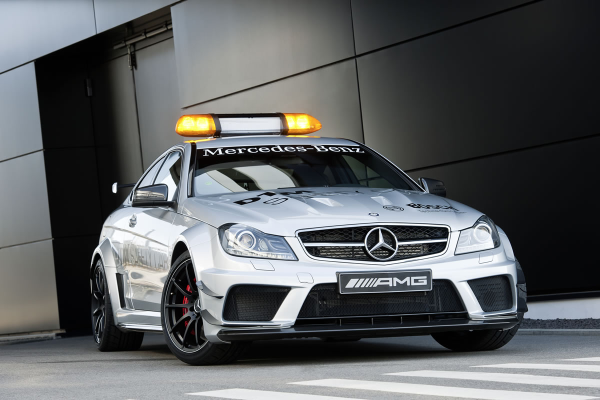 2013 Mercedes C63 AMG Coupe Black Series 4