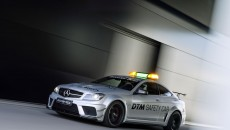2013 Mercedes C63 AMG Coupe Black Series dtm safety car