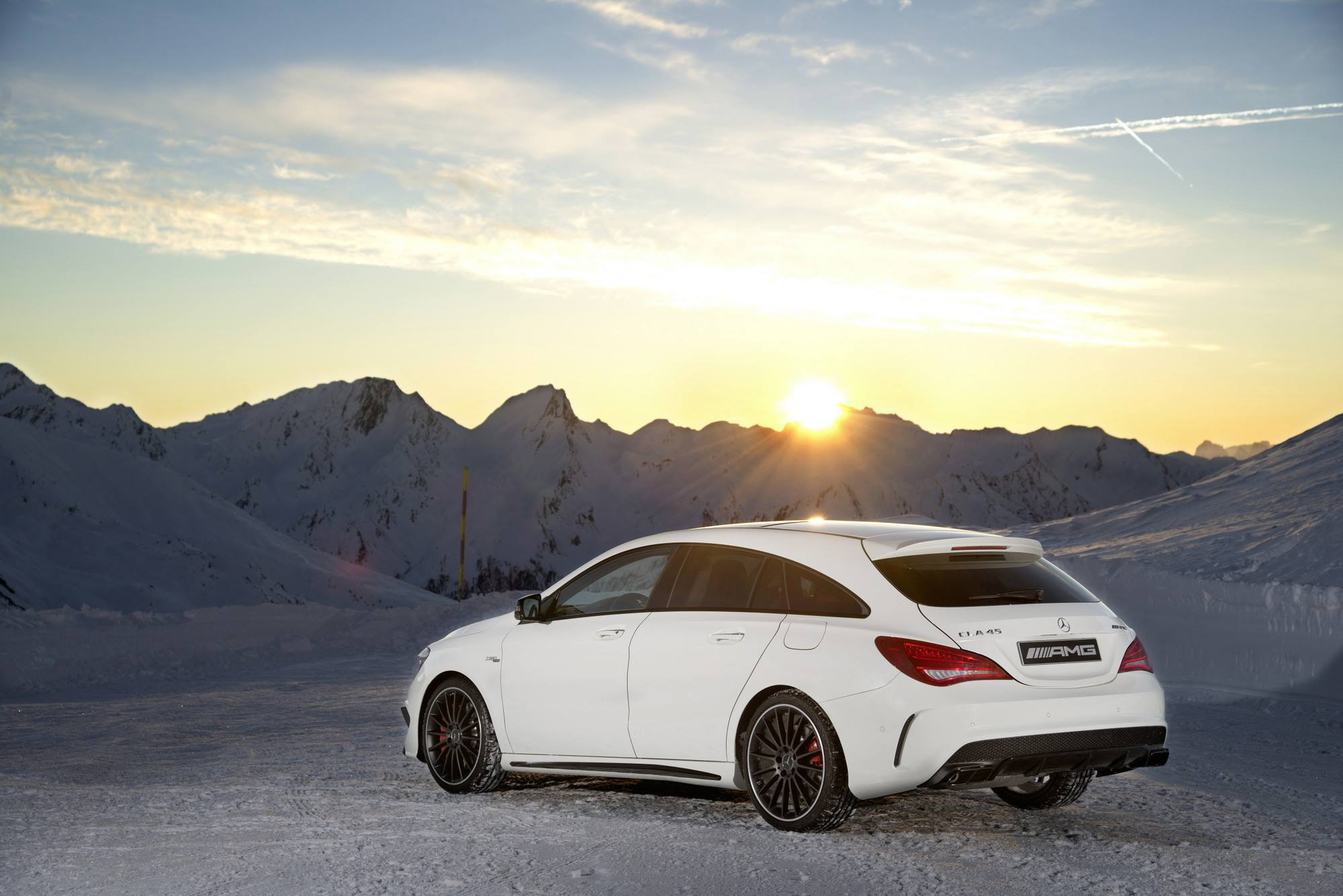 CLA 45 AMG Shooting Brake-1