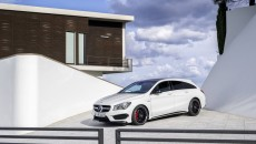 The CLA 45 AMG Shooting Brake