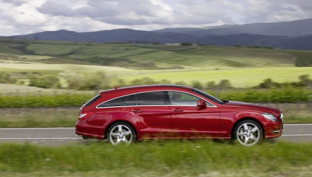 2013 Mercedes-Benz CLS Shooting Brake - Photo Gallery