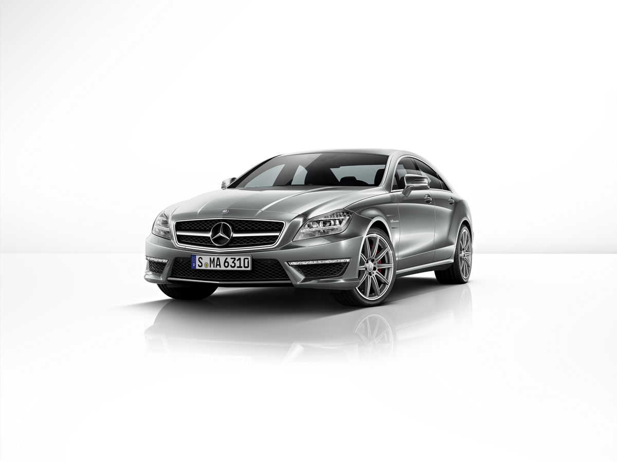2014 CLS63 AMG