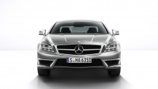 2014 CLS63 AMG grille