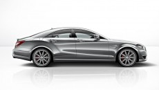 2014 CLS63 AMG exterior